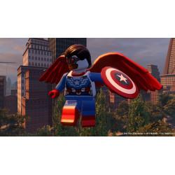 Žaidimas Lego Marvel Avengers PS4 Warner Bros - 3