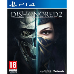 Žaidimas Dishonored 2 PS4  - 1