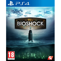 Žaidimas  Bioshock the collection PS4