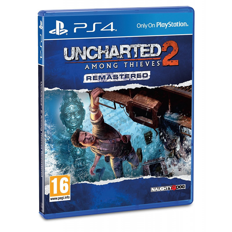 Žaidimas Uncharted 2: Among Thieves Remastered PS4