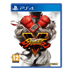 Žaidimas Street Fighter V PS4