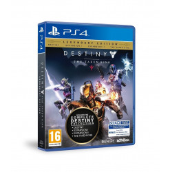Žaidimas Destiny The Taken King Legendary Edition PS4