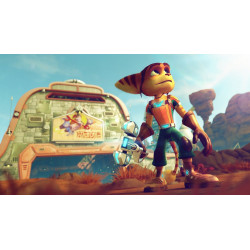 Žaidimas Ratchet and Clank PS4  - 2