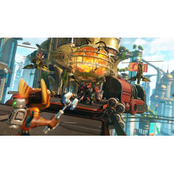 Žaidimas Ratchet and Clank PS4  - 5