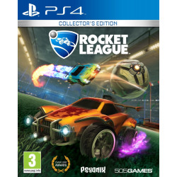 Žaidimas  Rocket League Collector's Edition PS4