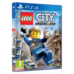 Žaidimas LEGO City Undercover PS4