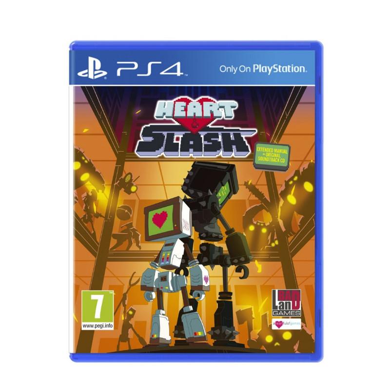 Žaidimas Heart and Slash PS4  - 1