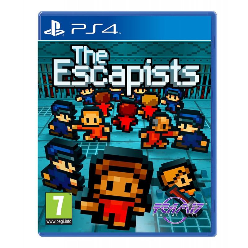 Žaidimas The Escapists PS4