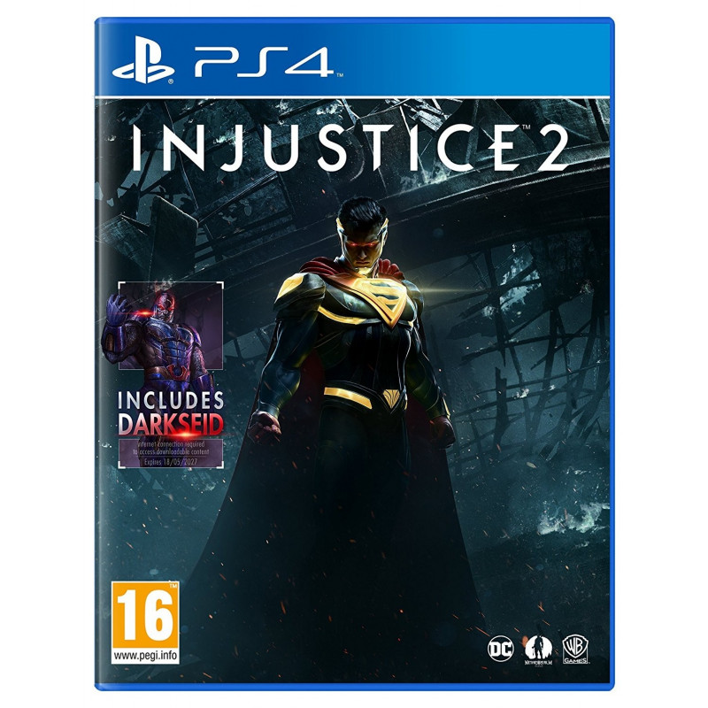 Žaidimas Injustice 2 PS4