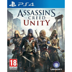 Žaidimas Assassin's Creed Unity  PS4