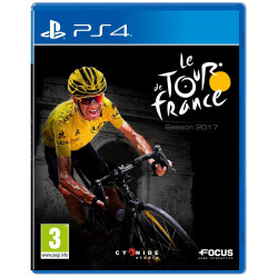 Žaidimas Le Tour de France 2017 PS4