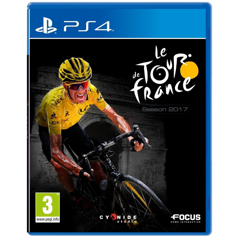 Žaidimas Le Tour de France 2017 PS4