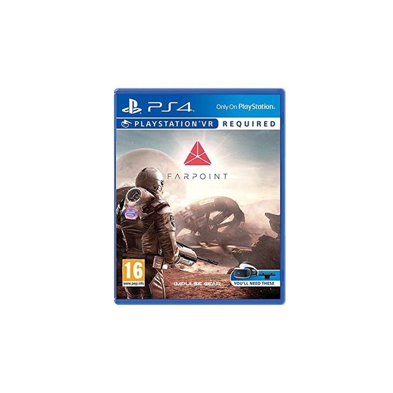 Žaidimas Farpoint VR PS4  - 1