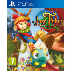 Žaidimas The Last Tinker City of Colors PS4