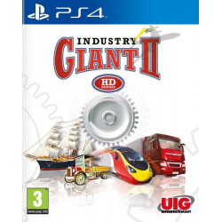 Žaidimas Industry Giant II PS4  - 1