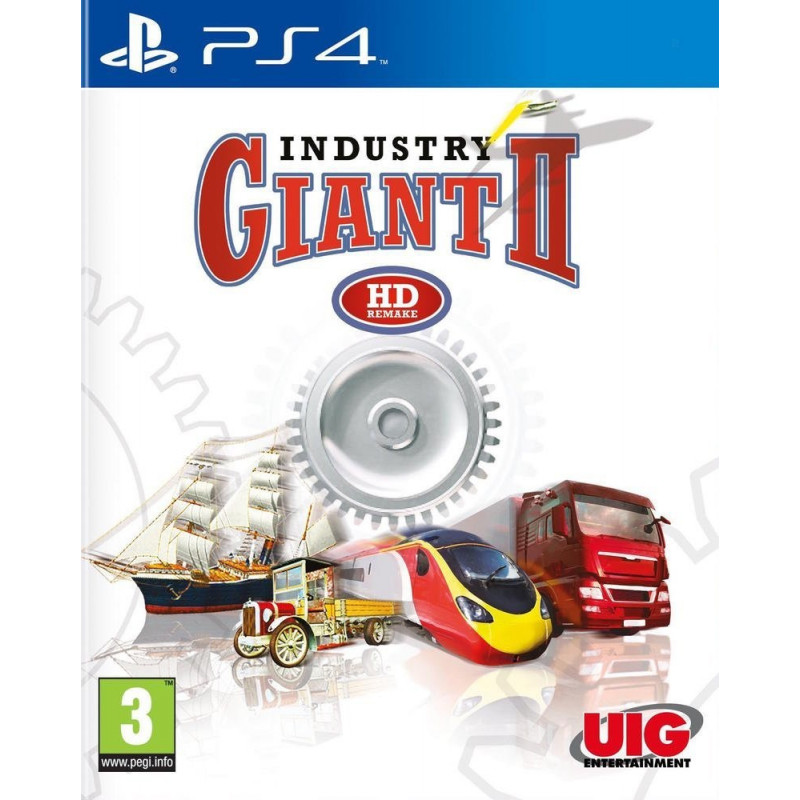 Žaidimas Industry Giant II PS4