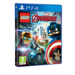 Žaidimas Lego Marvel Avengers PS4 Warner Bros - 1