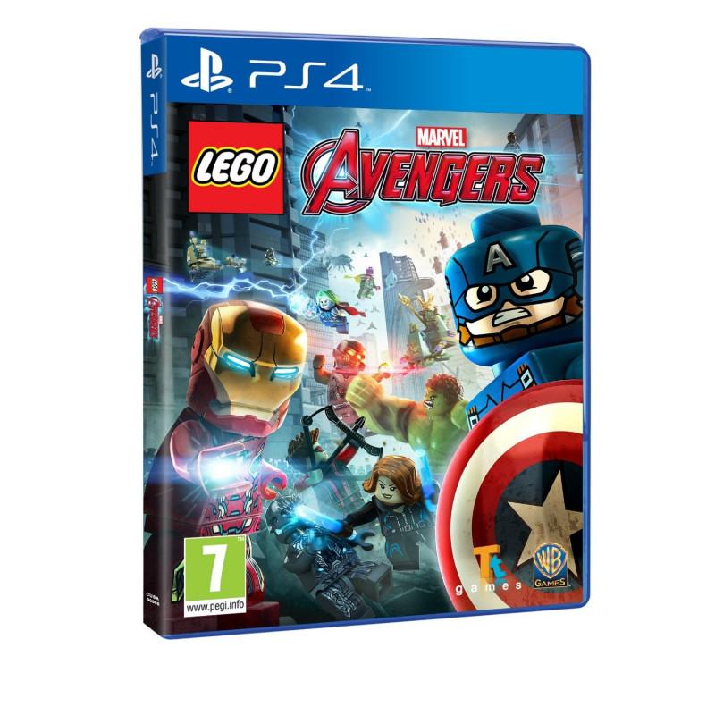 Žaidimas Lego Marvel Avengers PS4