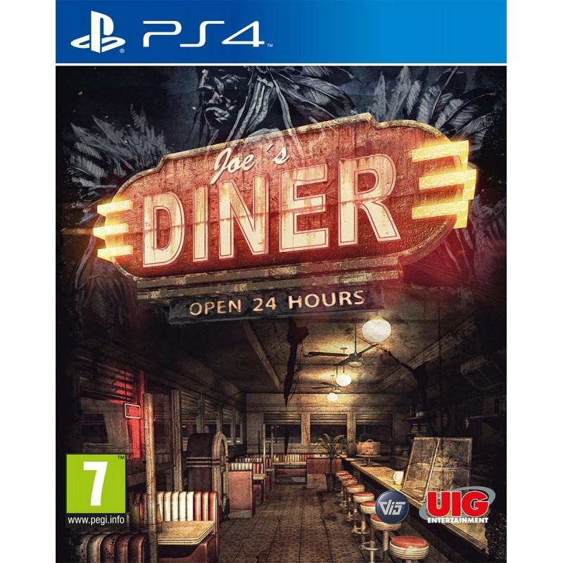 Žaidimas JOE'S DINER PS4