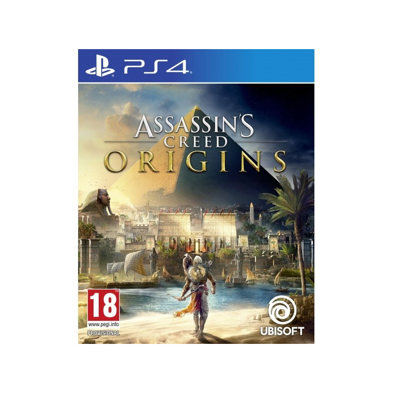 Žaidimas Assassins Creed Origins PS4 UBISOFT - 1