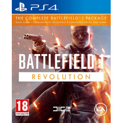 Žaidimas Battlefield 1 Revolution PS4