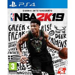 Žaidimas NBA 2K19 PS4 Išankstinis užsakymas