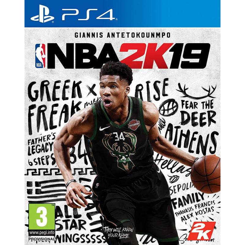 Žaidimas NBA 2K19 PS4 2K - 1