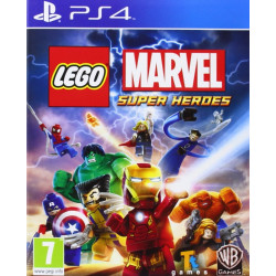 Žaidimas Lego Marvel Super Heroes PS4