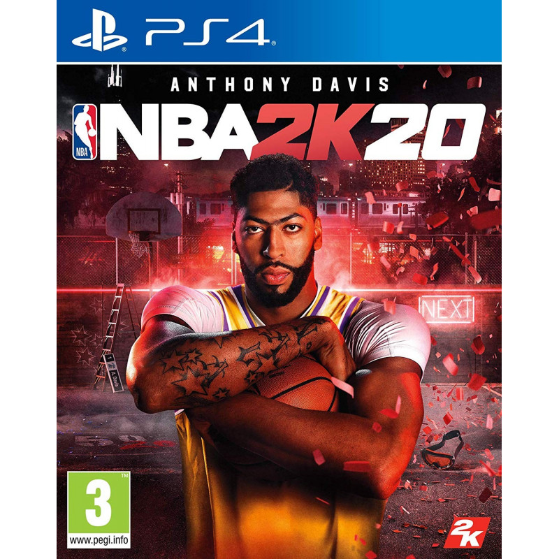 Žaidimas NBA 2K20 PS4 naudotas 2K - 1