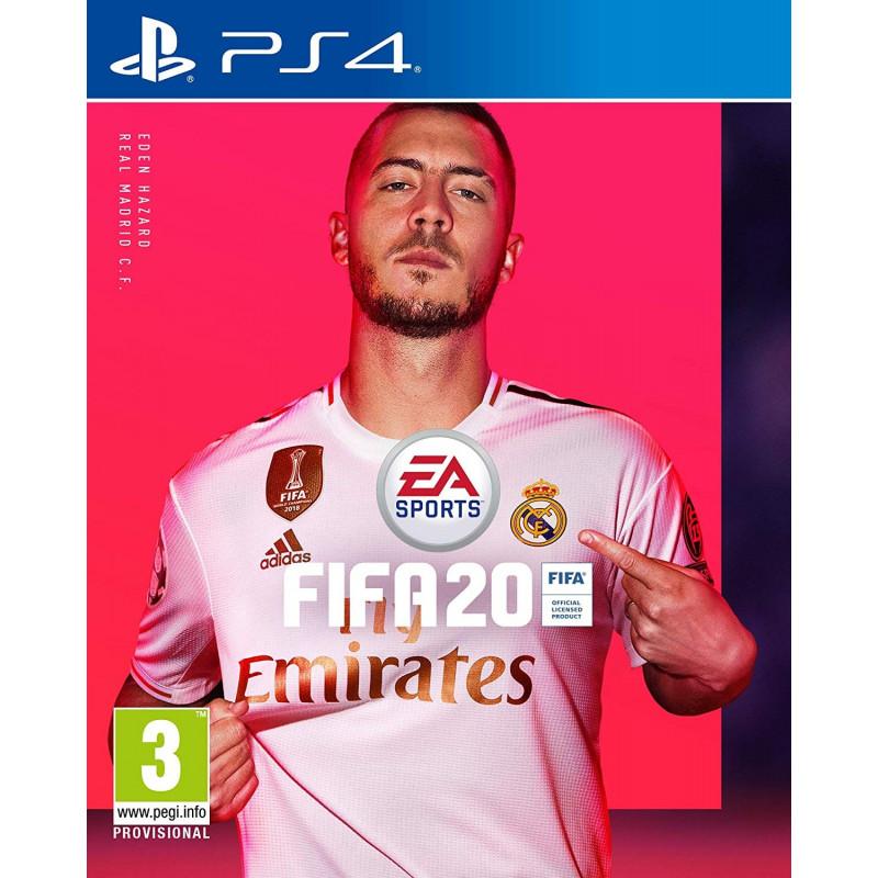 Žaidimas FIFA 20 PS4 (išankstinis uzsakymas)