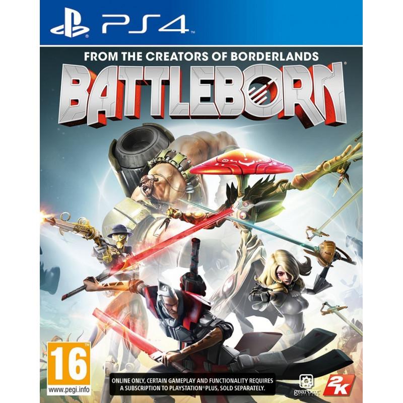 Žaidimas Battleborn PS4 2K - 1