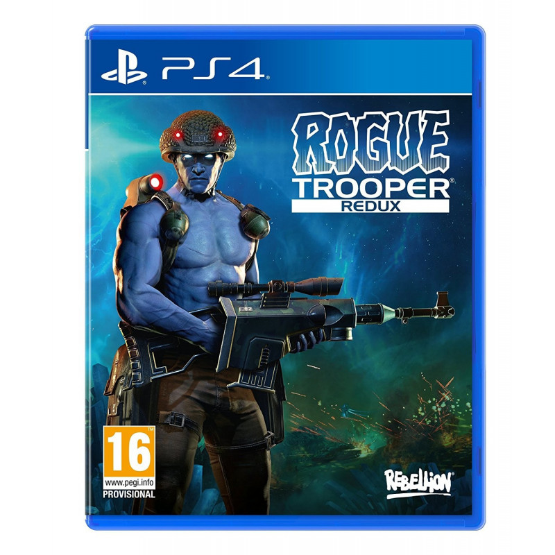 Žaidimas Rogue Trooper Redux PS4