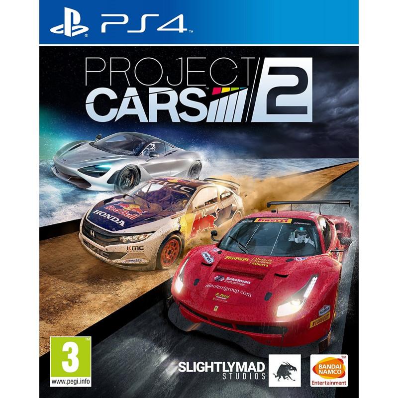 Žaidimas Project Cars 2 PS4
