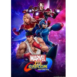 Žaidimas Marvel Vs. Capcom: Infinite PS4  - 8