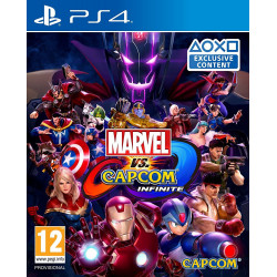 Žaidimas Marvel Vs. Capcom: Infinite PS4