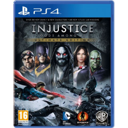 Žaidimas Injustice Gods Among Us Ultimate Edition PS4