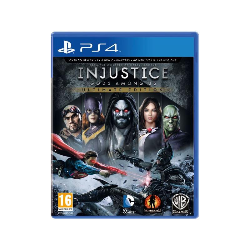 Žaidimas Injustice Gods Among Us Ultimate Edition PS4 UBISOFT - 1
