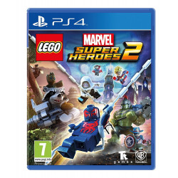 Žaidimas LEGO Marvel Superheroes 2 PS4