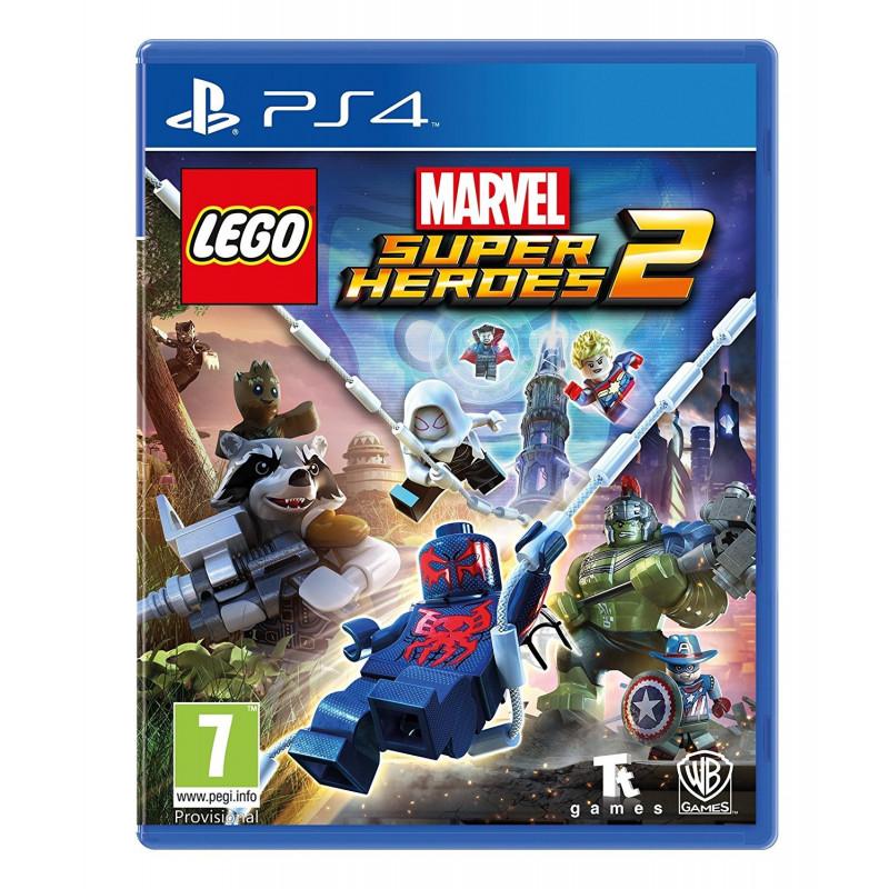 Žaidimas LEGO Marvel Superheroes 2 PS4
