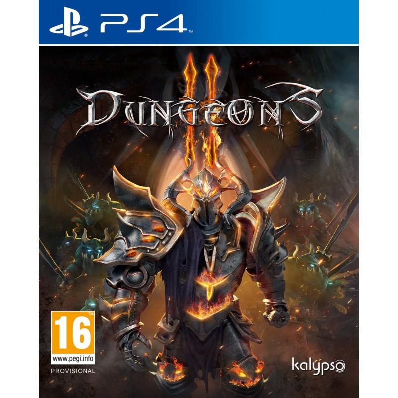 Žaidimas Dungeons II PS4 2K - 1