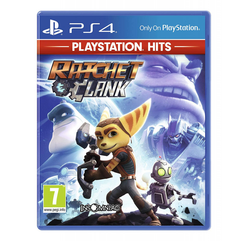 Žaidimas Ratchet and Clank PS4  - 1