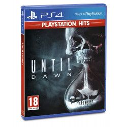 Žaidimas Until Dawn PS4
