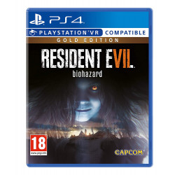 Žaidimas Resident Evil 7 Biohazard - Gold Edition PS4 PSVR