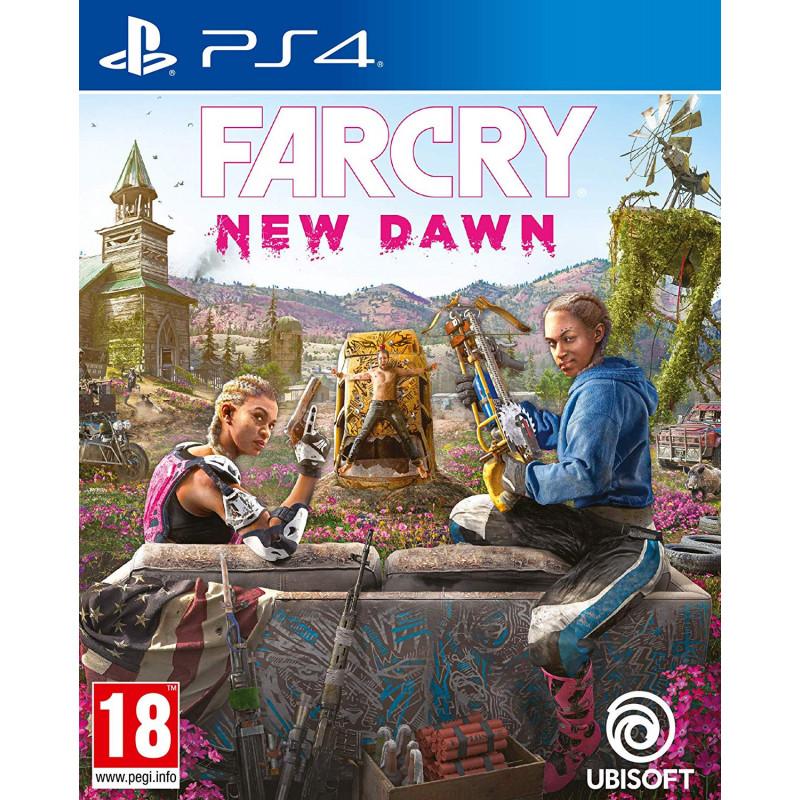 Žaidimas FARCRY NEW DAWN PS4 UBISOFT - 1