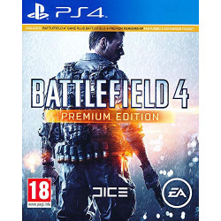 Žaidimas Battlefield 4 Premium Edition PS4 EA - 1
