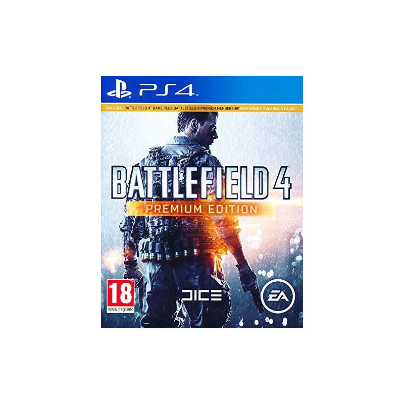 Žaidimas Battlefield 4 Premium Edition PS4 EA - 1