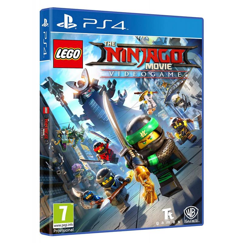Žaidimas LEGO Ninjago Movie Game Videogame PS4 Warner Bros - 1