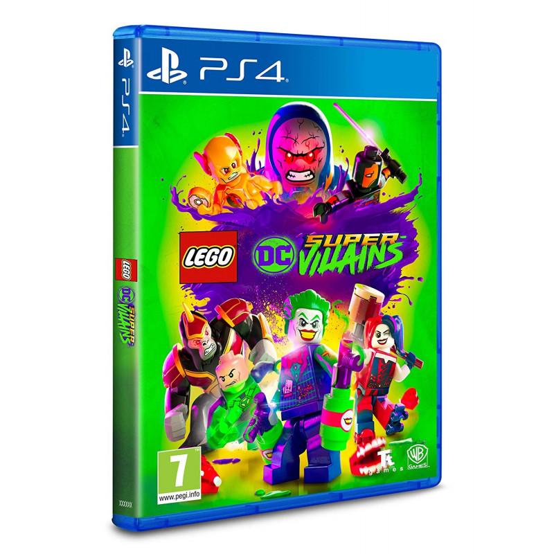 Žaidimas LEGO DC Super - Villains PS4 Warner Bros - 1