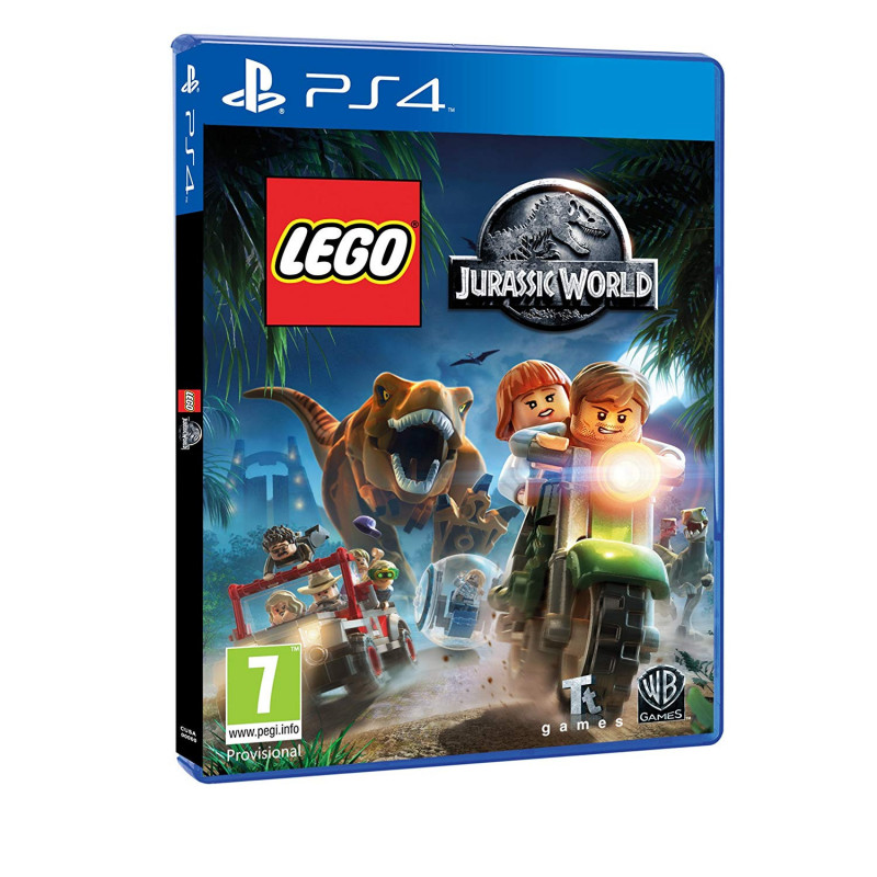 Žaidimas LEGO Jurassic World PS4 Warner Bros - 1