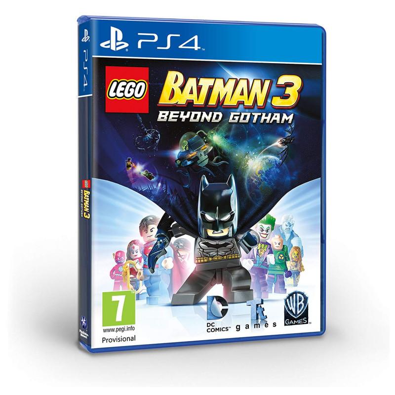 Žaidimas LEGO Batman 3: Beyond Gotham PS4 Warner Bros - 1